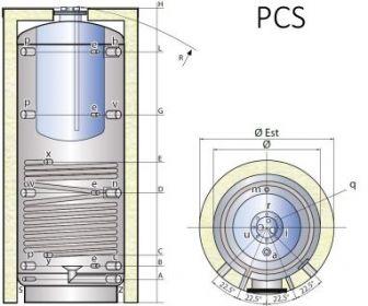 Zobrazit detail - TIPEX TXE 1000 PCS včetně izolace