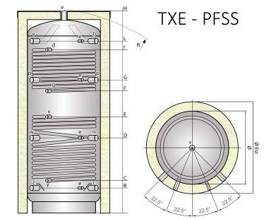 TIPEX TXE PFSS