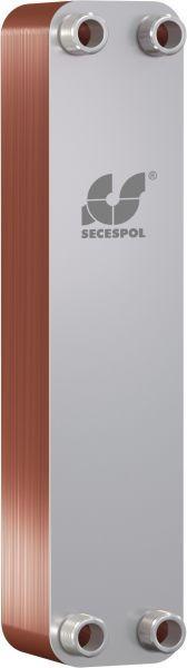 Nerezový deskový výměník LB60