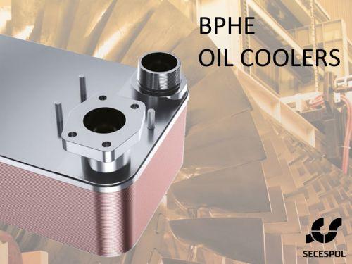 olejové chladiče od secespol (oilcoolers)
