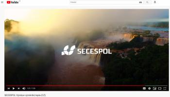 YouTube kanál SECESPOL
